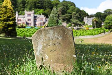 Banshee Headstone