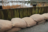 Sandbag Flood Protection