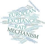 Word cloud for European Exchange Rate Mechanism