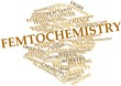 Word cloud for Femtochemistry