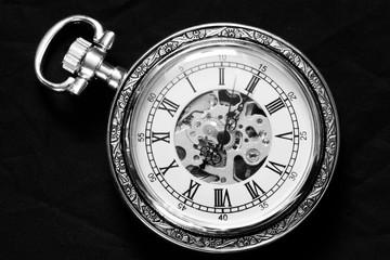 Old watch machine