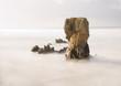 Big rock on sea