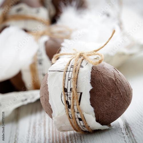Easter eggs - 48795558