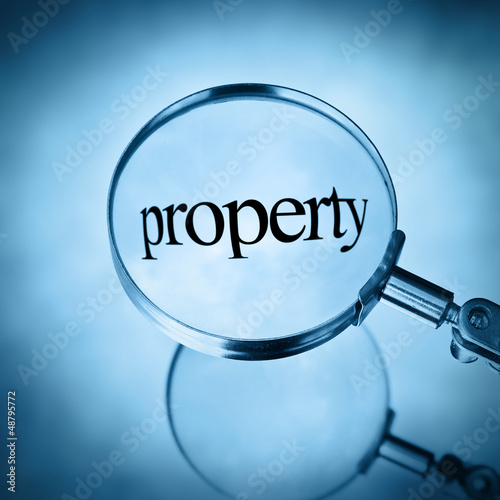 focus on property