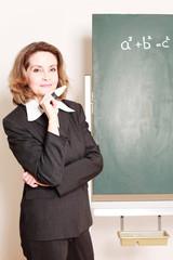 Mathematiklehrerin