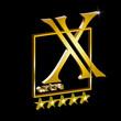 Logo X tra 3d