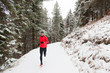 Winter Cross-country Running