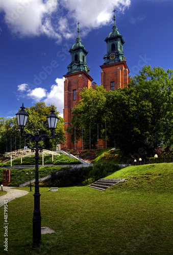 Cathedral in Gniezno, Poland - 48799545