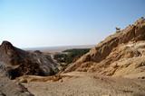 Fototapety Spectacular Canyon Mides - Tunisia, Africa