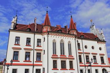 Rzeszow Stadtpalast