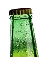 green beer bottle top