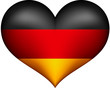 Germany heart