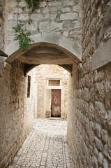 Uliczka  Trogir