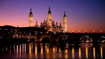 Basilica del Pilar (Zaragoza,Spain)