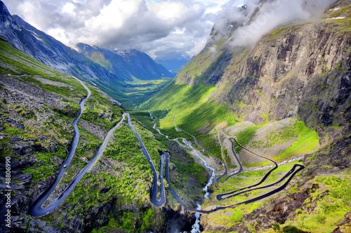 Trollstigen - 48806990