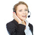 talking operator
