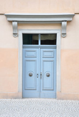 Portal in Weimar