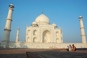 Beautiful Taj Mahal,unesco heritage site