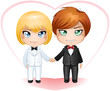 Gay Grooms Getting Married 2