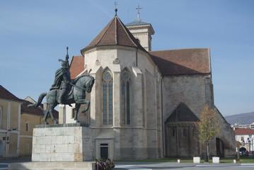 Mihai Viteazul monument, Alba Iulia