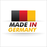 drapeau made in germany
