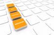 Pad Konzept Orange - Motivation Kreativität Ideen Ziele 2