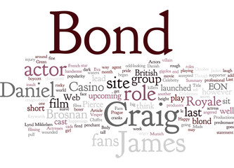 Bond Fans Not Happy With Craig Concept
