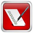 Button mit Checkliste