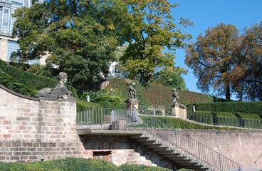 Park in Saarbrücken