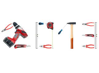 Werkzeugcollage 2013