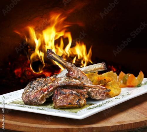 Carne assada