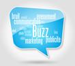 Bulle : Buzz Nuage de Mots