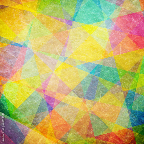 canvas print picture colored grunge background