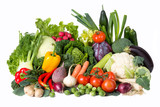Fototapety buntes Gemüse