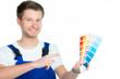 beratung bei der farbauswahl