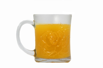 Orangensaft - Frisch gepresst