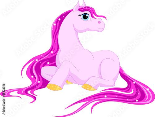 Poster Pony magic pony