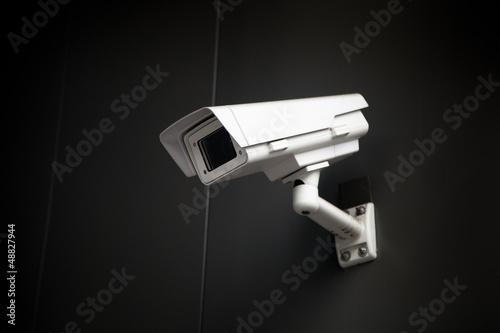 Überwachungskamera - Sicherheit - Überwachung - 48827944