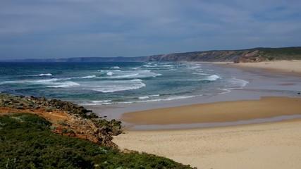 Atlantik Strand Carrapateira vid 04