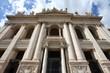 Rome, Italy - Lateran Basilica facade
