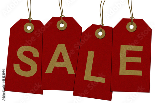 Having a Sale