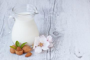 Almond milk IV