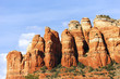 famous wilderness landscape near Sedona