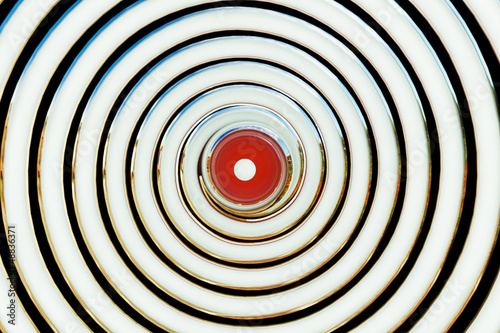 Poster Spiraal Spirale - 3D Render