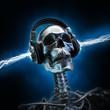Leinwanddruck Bild - Soul music