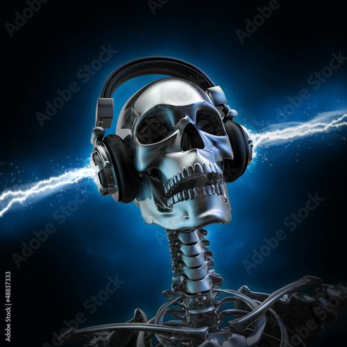 Leinwanddruck Bild Soul music