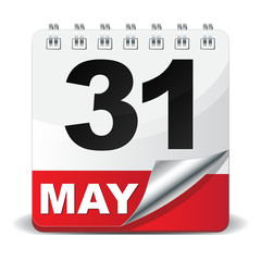 31 MAY ICON