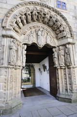 Santiago de Compostela, Pórtico del Rectorado