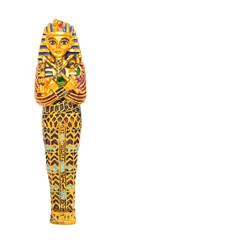 Antiguo Egipto momia de Tutankamon