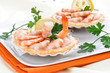 Gamberi e maionese - Shrimps and mayonnaise